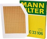MANN (マンフィルター) /エアー エレメント 品番:C33106 C33106