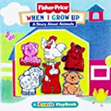 When I Grow Up: A Story About Animals (Puzzle Playbooks)