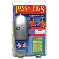 Pass the Pigs Deluxe Travel Edition by Winning Moves [並行輸入品]