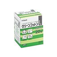 クリーンコットンL 20包入 ≪おまとめセット【6個】≫