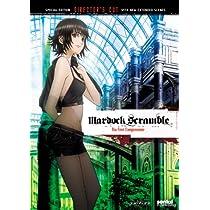Mardock Scramble Director's Cut [DVD] [Import]