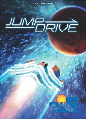 レース・フォー・ザ・ギャラクシー ジャンプドライブ (Race for the Galaxy: Jump Drive) [並行輸入品] カードゲーム