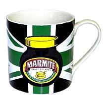 英国Marmite(マーマイト) マーマイト・ユニオンジャックマグカップ グリーン 【並行輸入品】