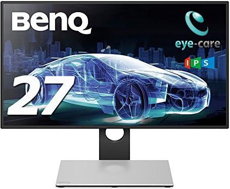 BenQモニター ディスプレイ PD2710QC 27インチ/WQHD/IPS/USB type C対応/デザイナー向け