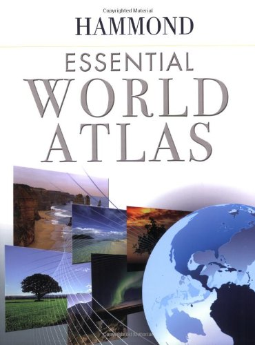 Download Hammond Essential World Atlas 0843709642