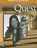 Quest Level 3 Reading and Writing Teacher's Edition (Quest (McGraw-Hill))