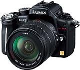 パナソニック デジタル一眼カメラ ルミックス GH2 レンズキット 高倍率ズームレンズ付属 ブラック DMC-GH2H-K 画像