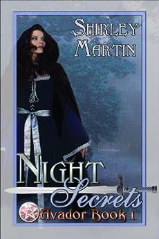 [Martin, Shirley]のNight Secrets (Avador series Book 1) (English Edition)