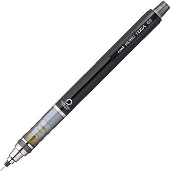 三菱鉛筆 シャープペン クルトガ 0.3 ブラック M34501P.24