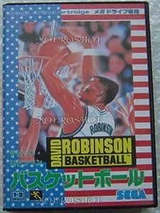 デビッドロビンソン バスケットボールMD 【メガドライブ】