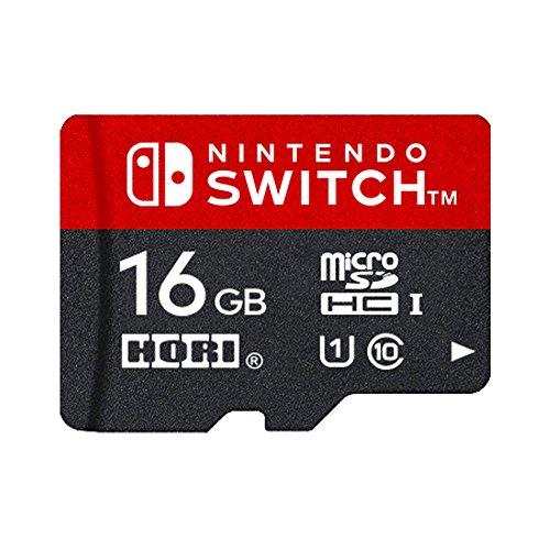 【Nintendo Switch対応】マイクロSDカード16GB for N...