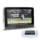(HD107SIHD)超お得 10インチ大画面 WSVGA高画質 1080Pビデオ対応 4x4地デジ搭載 フルセグ DVDプレーヤーモニター スロットイン式 軽薄 取付0円 ゲーム HDMI・USB・SD 1個1セット