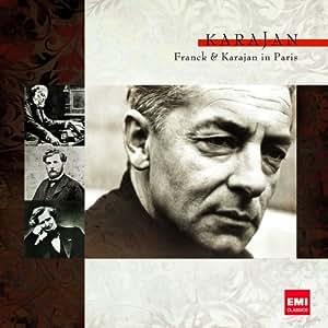 フランク集&「カラヤン・イン・パリ」