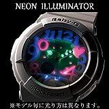 Neon Dial Series ネオンダイアルシリーズ BGA-131-7BJF レディース ベビーG画像④