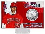 Let's(レッツ) 大谷翔平 Los Angeles Angels シルバーコイン カード