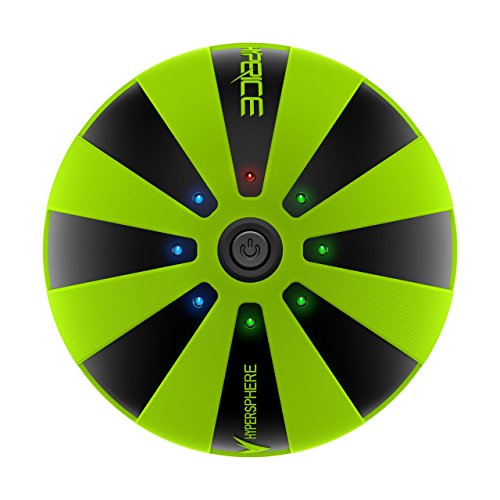 HYPERICE(ハイパーアイス) HYPERSPHERE 3段階振動付き ボディボール HYPERSPHERE GREEN [並行輸入品]