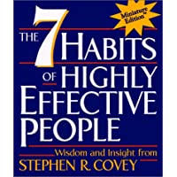 The 7 Habits of Highly Effective People (Minature Edition)
