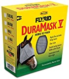 DURVET FLY 081-60003 698560 Duramask Fly Mask  Gray  X-Large by DURVET FLY
