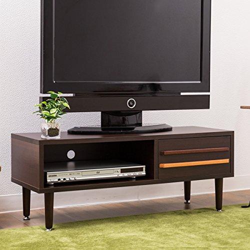 【温かみある北欧モダンなデザイン 木製テレビボード】(90c...