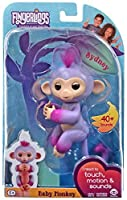 Fingerlings - Interactive Baby Monkey - Two Tone - Sydney [並行輸入品]