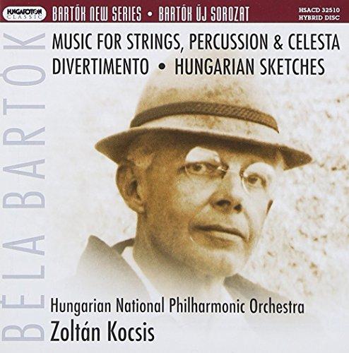 Bartok: Music for Strings, Percussion and Celesta, Divertimento