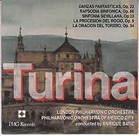 Turina;Danzas Fantastique