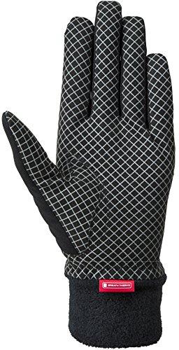 MIZUNO(ミズノ) ゴルフグローブ サーマグリップ 両手 メンズ 5MJMB65209 両手 ブラック Sサイズ