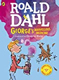 George's Marvellous Medicine (Picture book and CD) (Colour Book & CD)