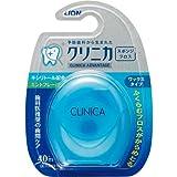 ライオン クリニカ アドバンテージスポンジフロス 40m (青?緑?オレンジ?クリアのうち1色。色はおまかせ)
