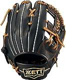 ZETT(ゼット) 野球 軟式 グラブ (グローブ) ウイニングロード オールラウンド 右投用 ブラック×オークブラウン(1936) BRGB33910