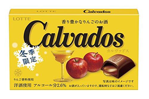 ロッテ カルヴァドス 12粒入×10個