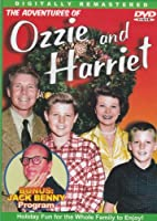 The Adventures of Ozzie and Harriett with Bonus The Jack Benny Program Christmas Themed DVD