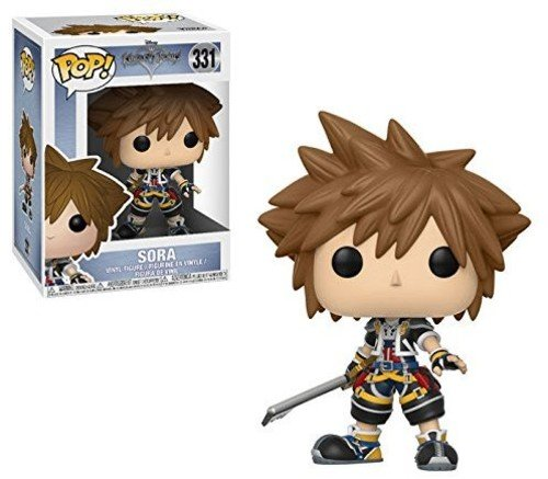 Funko - Figurine Disney Kingdom Hearts - Sora Pop 10cm - 0889698217590