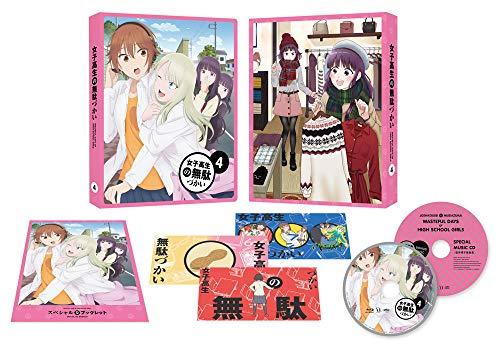 女子高生の無駄づかい Vol.4 [DVD]
