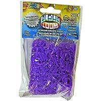 Rainbow Loom Alpha Loom Purple Rubber Bands Refill Pack [500 ct] [並行輸入品]