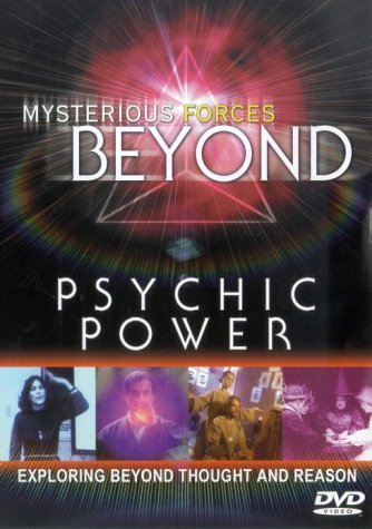 Mysterious Forces Beyond: Psychic Power [DVD]