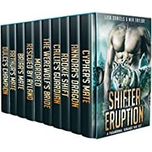 Shifter Eruption: A Paranormal Romance Box Set