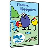 Peep & The Big Wide World: Finders Keepers [DVD] [Import]