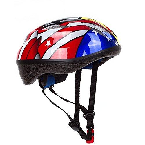 Kinglike軽量 自転車5才~12才くらい ヘルメット ...