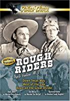 Rough Riders Triple Feature 3 [DVD] [Import]