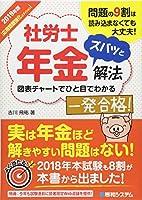 2019年度 社労士年金ズバッと解法【応用問題強化エディション