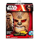 Star Wars - Action Figure - Electronic Chewbacca Mask with Sound - The Force Awakens - Ages 5+