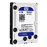 【Amazon.co.jp限定】WD 内蔵HDD Blue 4TB 3.5inch SATA3.0 64MB 5400回転 2年6ヶ月保証 WD40EZRZ/AFP