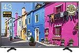 ハイセンス 43V型 液晶 テレビ  HJ43K3121 フルハイビジョン 外付けHDD録画対応(裏番組録画) メーカー3年保証