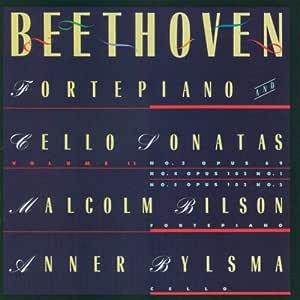 Cello & Piano Sonatas 1 & 2