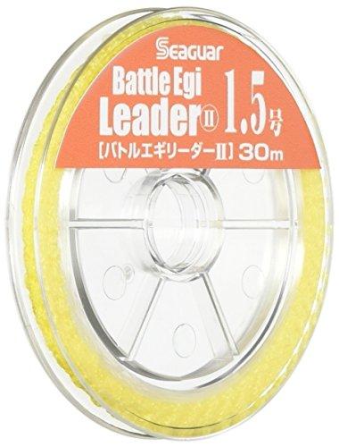 クレハ(KUREHA) リーダー シーガー バトルエギリーダーII 30m 1.5号