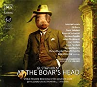 Holst/Williams: at the Boar's