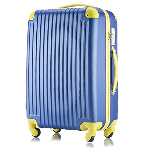 (トラベルデパート) 超軽量スーツケース TSAロック付(SSサイズ(機内持込/LCC対応), ネイ...
