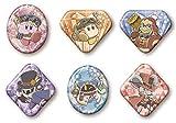 星のカービィ カービィと夢幻の歯車 宝石型カンバッジコレクション 6個入りBOX