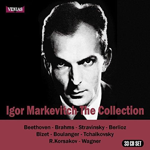 イーゴリ・マルケヴィチ・コレクション~1952-1964 Recordingsの詳細を見る